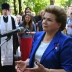 Валентина Терешкова, возможно, примет участие в церемонии открытия Сочи-2014