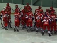 «Локо-Юниор» победил «Белгород» во втором матче плей-офф