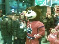 На матчах «Локомотива» появился новый символ команды