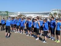 На сборе в Турции «Шинник» запланировал три товарищеских матча