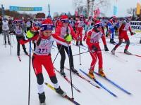 В Ярославской области состоялась «Лыжня России»