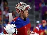 Семен Варламов будет защищать ворота сборной России в матче с Финляндией