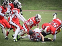 Команда по американскому футболу «Rebels» примет участие в чемпионате России
