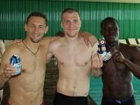 Футболисты «Шинника» выявили лучшего в бассейне