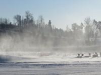 Из-за нехватки снега организаторы Деминского марафона призывают на помощь волонтеров