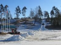 Оргкомитет Деминского лыжного марафона набирает волонтеров для подсыпки трассы снегом