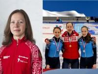 Ольга Белякова — призер Чемпионата России по шортреку