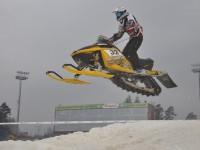 Губернатор открыл финал Кубка России по снегоходному кроссу