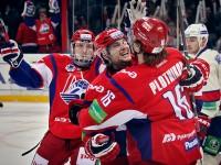 «Локомотив» выбил СКА из плей-офф