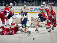 «Локомотив» с крупным счетом уступил СКА