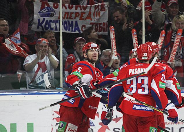 «Локомотив»: Есть команда!