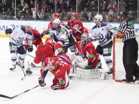 «Локомотив» победил «Динамо» и прошел в следующую стадию плей-офф
