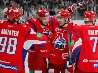 «Локомотив» обыграл СКА со счетом 4:1