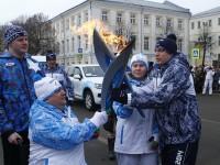 Ярославль принял эстафету паралимпийского огня