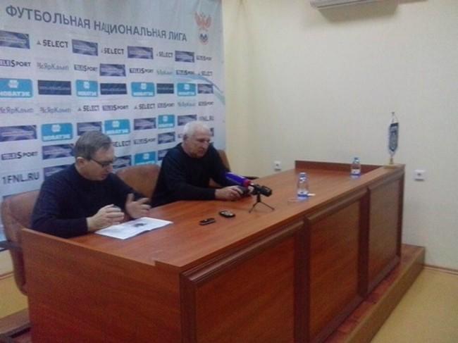 Александр Побегалов: «Судья не поставил пенальти в ворота «Динамо», а гол нам забили из офсайда»