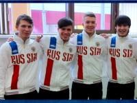 Ярославский рапирист взял «золото» на Кубке Мира