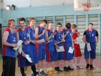 Завершился баскетбольный турнир Спартакиады НПО И СПО 2013-2014 года в группе «А»