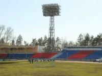"""Тренировка """"Шинника"""" в Хабаровске Фото: Андрей Власов"""