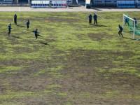 Футбольное поле в Хабаровске Фото: Андрей Власов