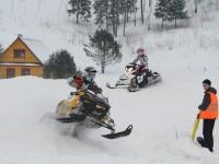 Более 10000 зрителей должны посетить Кубок России по кроссу на снегоходах