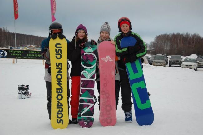 Соревнования по сноуборду пройдут на горнолыжном склоне в Подолино 5 марта