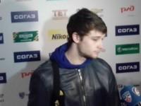 Егор Яковлев: «Рад за Картаева. Нужные шайбы забивает»