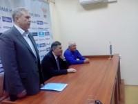Сергей Ястребов: « Если «Шинник» выйдет в премьер-лигу, то будем рассматривать ситуацию, как свершившийся факт»