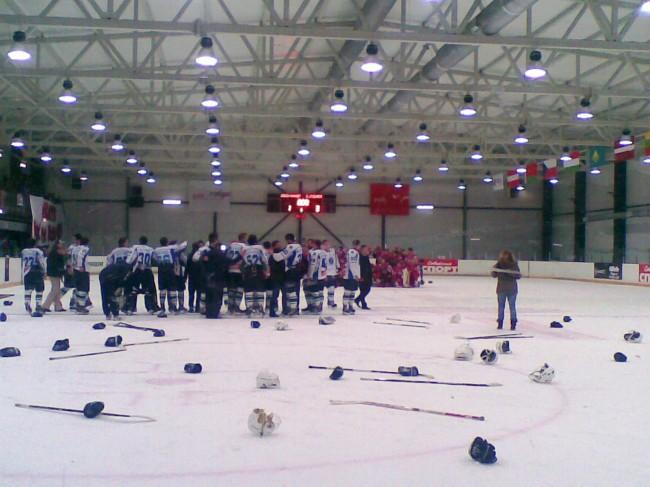 «Локо-Юниор» уступил «Беркутам Кубани» и стал серебряным призером Кубка Регионов