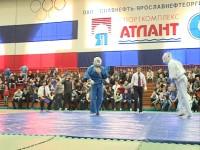 75 бойцов вышли на татами спортивного комплекса «Атлант»