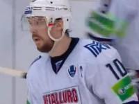 Видео: Сергей Мозякин установил новый рекорд КХЛ