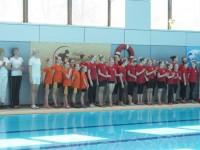 В Ярославле торжественно открылись Всероссийские соревнования по синхронному плаванию «Олимпийские надежды»