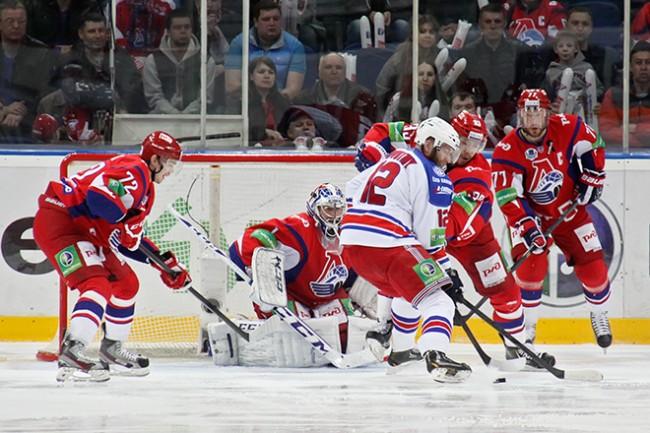 КХЛ: шайба Тёрнберга в ворота «Локомотива» засчитана верно