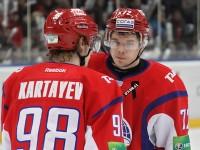 «Локомотив» подписал трехлетние контракты с Галимовым и Картаевым