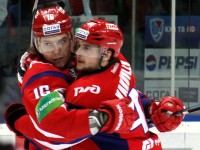 «Локомотив» в овертайме вырвал победу у «Льва»