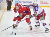 Сергей Плотников помог сборной России победить немцев