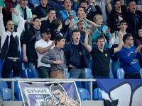 Фанаты «Шинника» приехали из Белоруссии с кубком