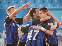 Футболисты «Шинника»: «За сезон ставим четверки»