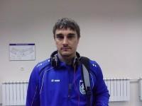 Дмитрий Яшин борется за звание лучшего вратаря ФНЛ