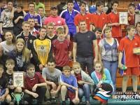 В Ярославле прошел турнир по мини-футболу среди команд детских домов