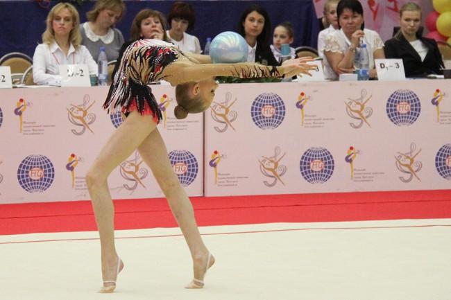 В Ярославле прошло торжественное открытие турнира по художественной гимнастике «Ярославская весна»