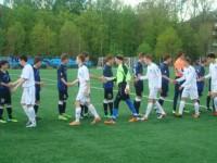 «Шинник-М» разгромил «Вологду-М»  в первом финальном матче Кубка