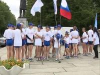 В Ярославль прибыли участники легкоатлетического сверхмарафона «Дети против наркотиков!»