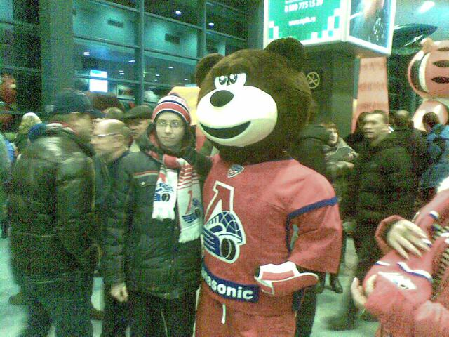 В Ярославле ищут мастеров для реставрации талисмана «Локомотива»