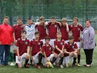 Воспитанники ярославской школы-интерната №6 выступили на футбольном фестивале «PETERSBURG CUP – 2014»