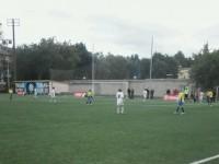 «Кожаный мяч» в Ярославле: детский футбол, команда толстяков, и матч сборной на большом экране