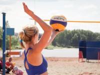 На ярославском стадионе «Юный спартаковец» пройдет этап чемпионата России по пляжному волейболу