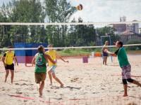 В Ярославле прошли соревнования по пляжному волейболу