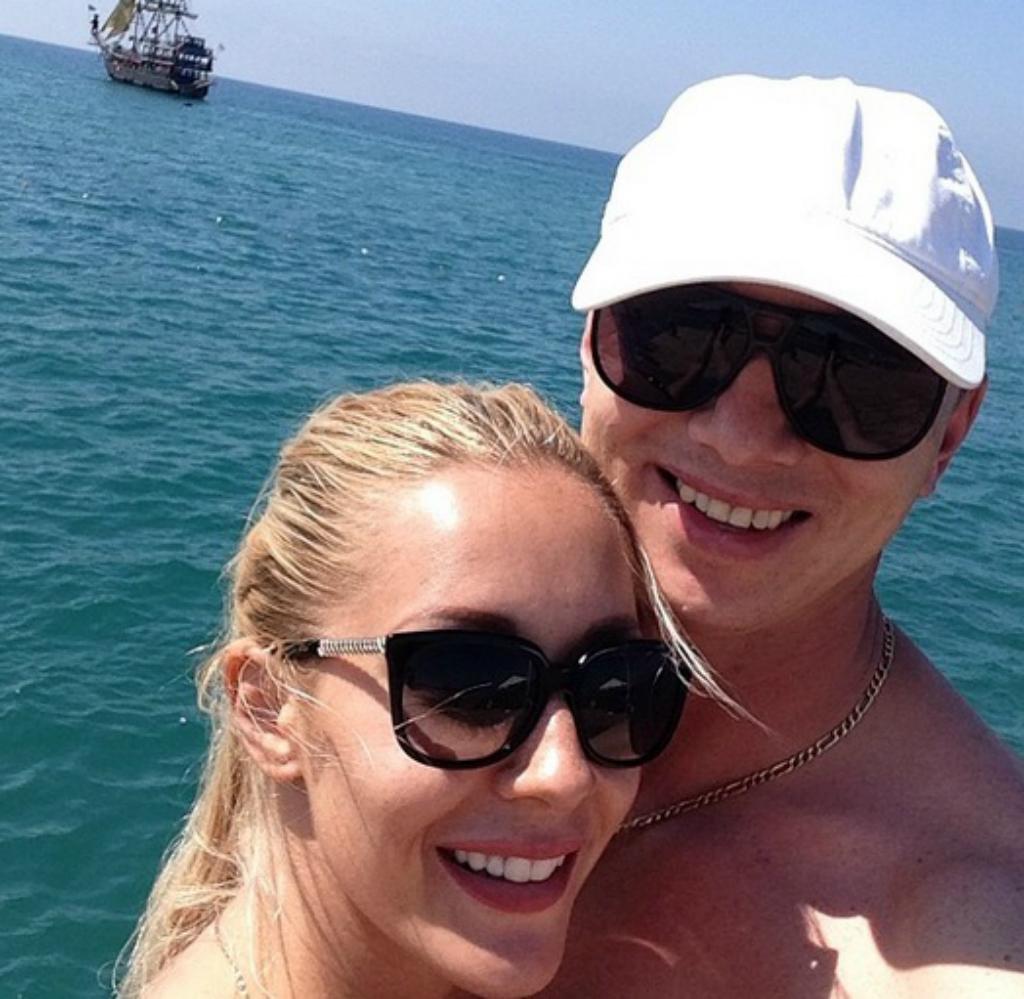Александр малышев с женой ФОТО: Instagram