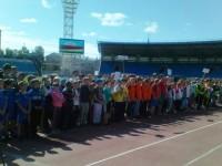 В Ярославле в 13-й раз проходят «Июньские старты»