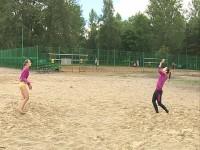В Ярославле прошел финал ЦФО по пляжному волейболу